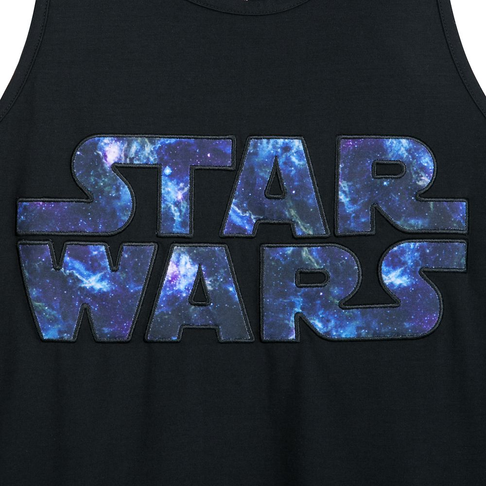 Star Wars Logo Tank Top for Adults by Our Universe