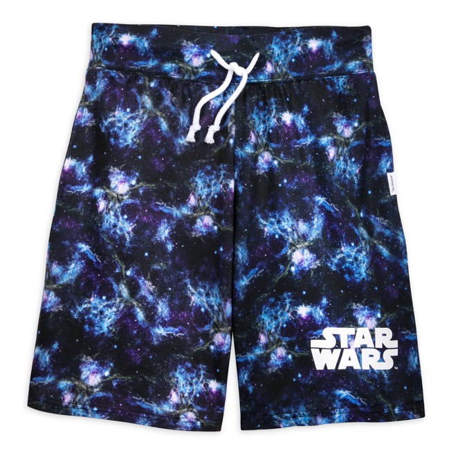 Star Wars Galaxy Shorts for Adults by Our Universe