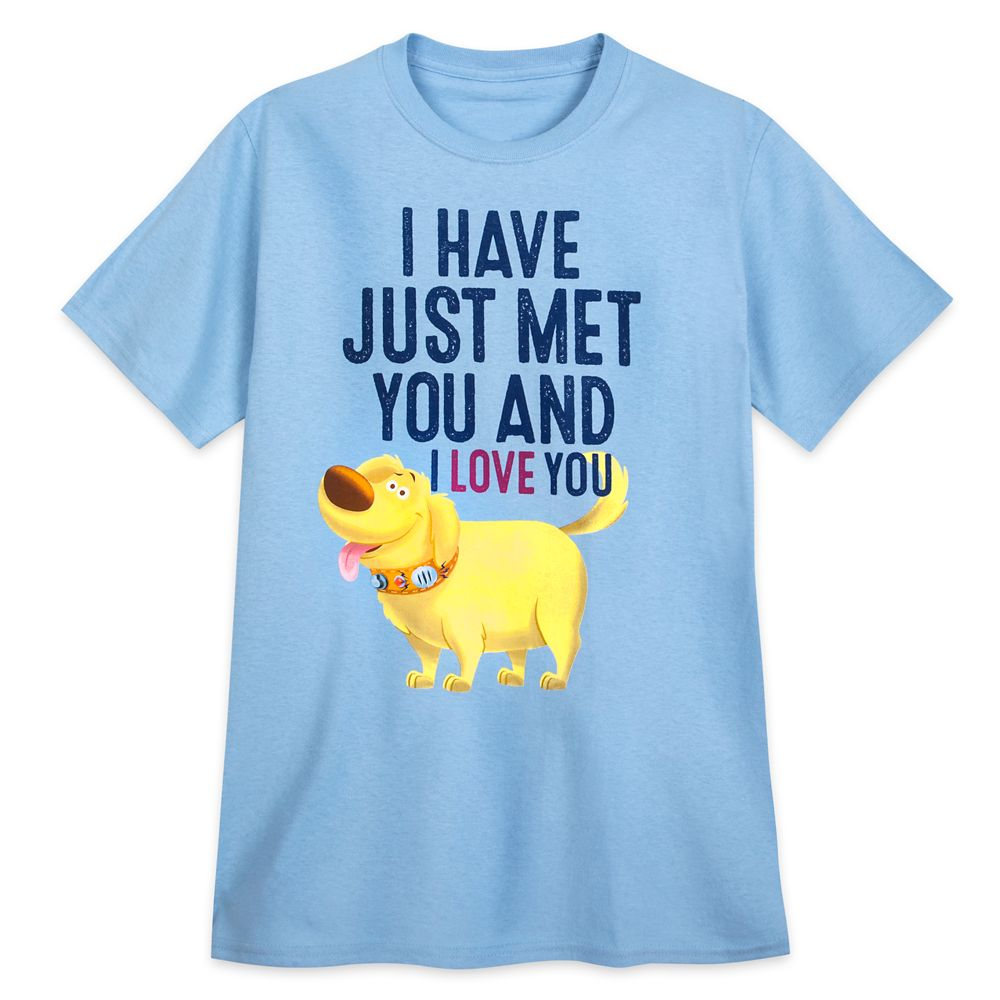 Dug T-Shirt for Adults – Up