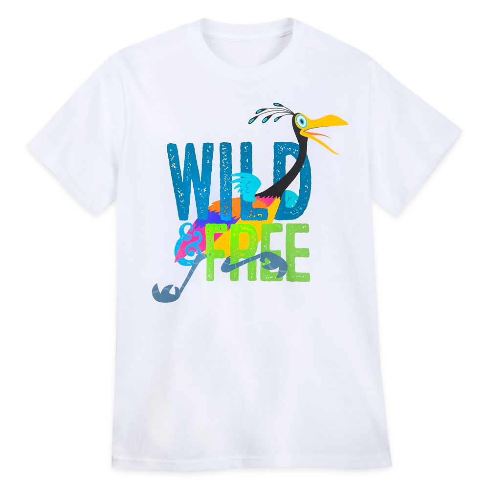 Kevin ''Wild & Free'' T-Shirt for Adults – Up
