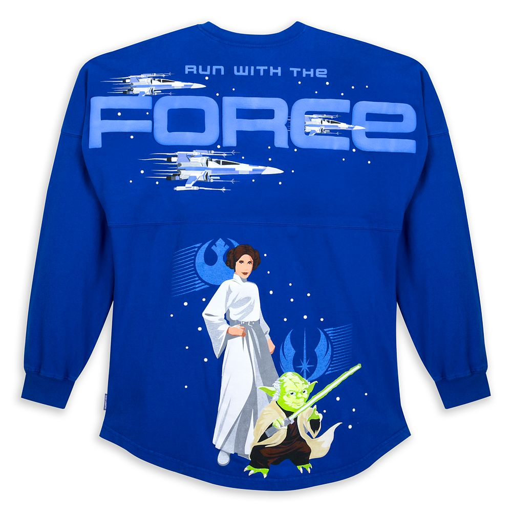 Star Wars ''Run with the Force'' Spirit Jersey for Adults – runDisney