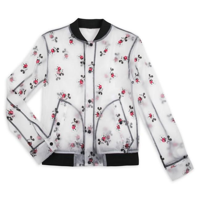 Mickey Mouse Rain Jacket for Men