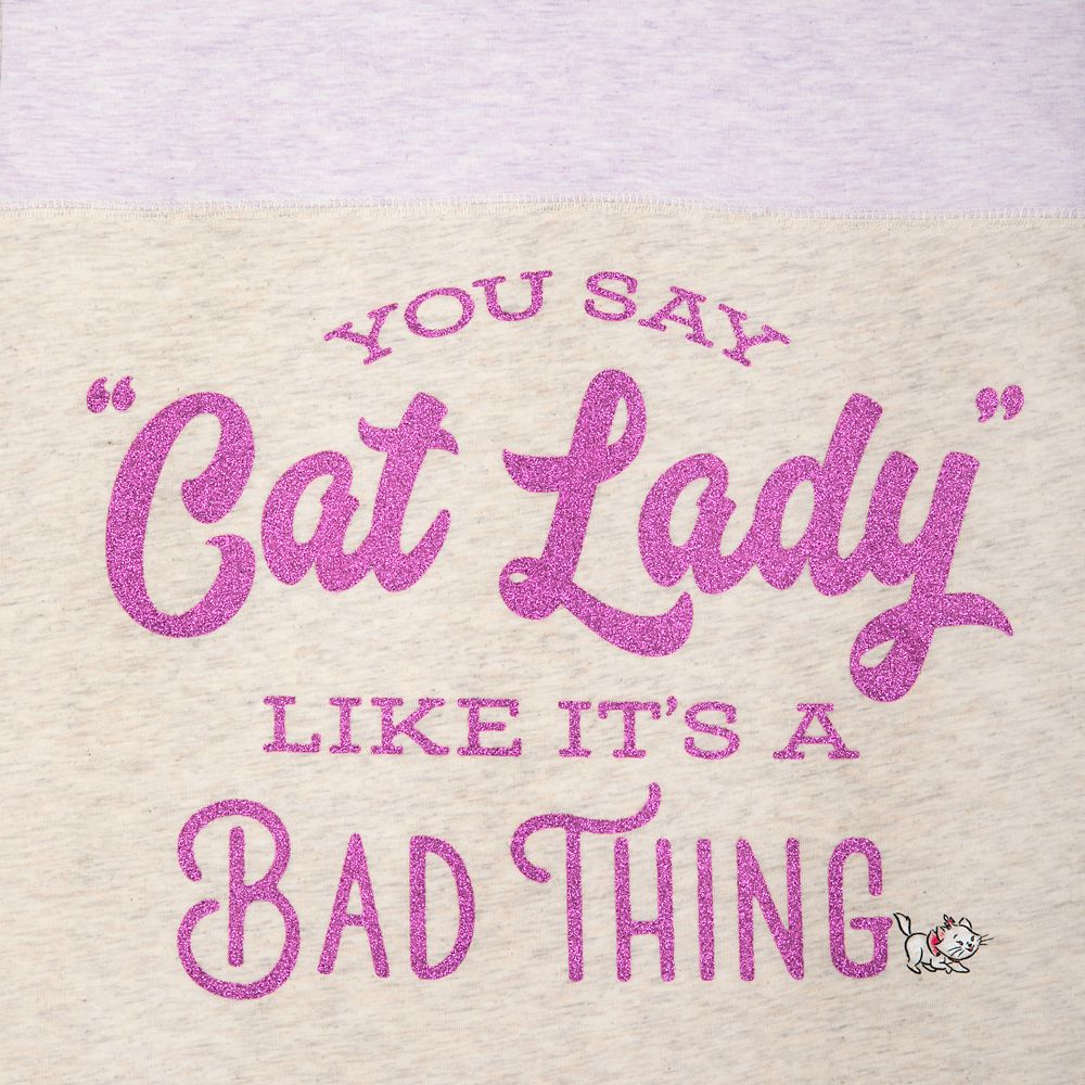Marie ''You Say Cat Lady Like It's a Bad Thing'' T-Shirt for Women – The Aristocats