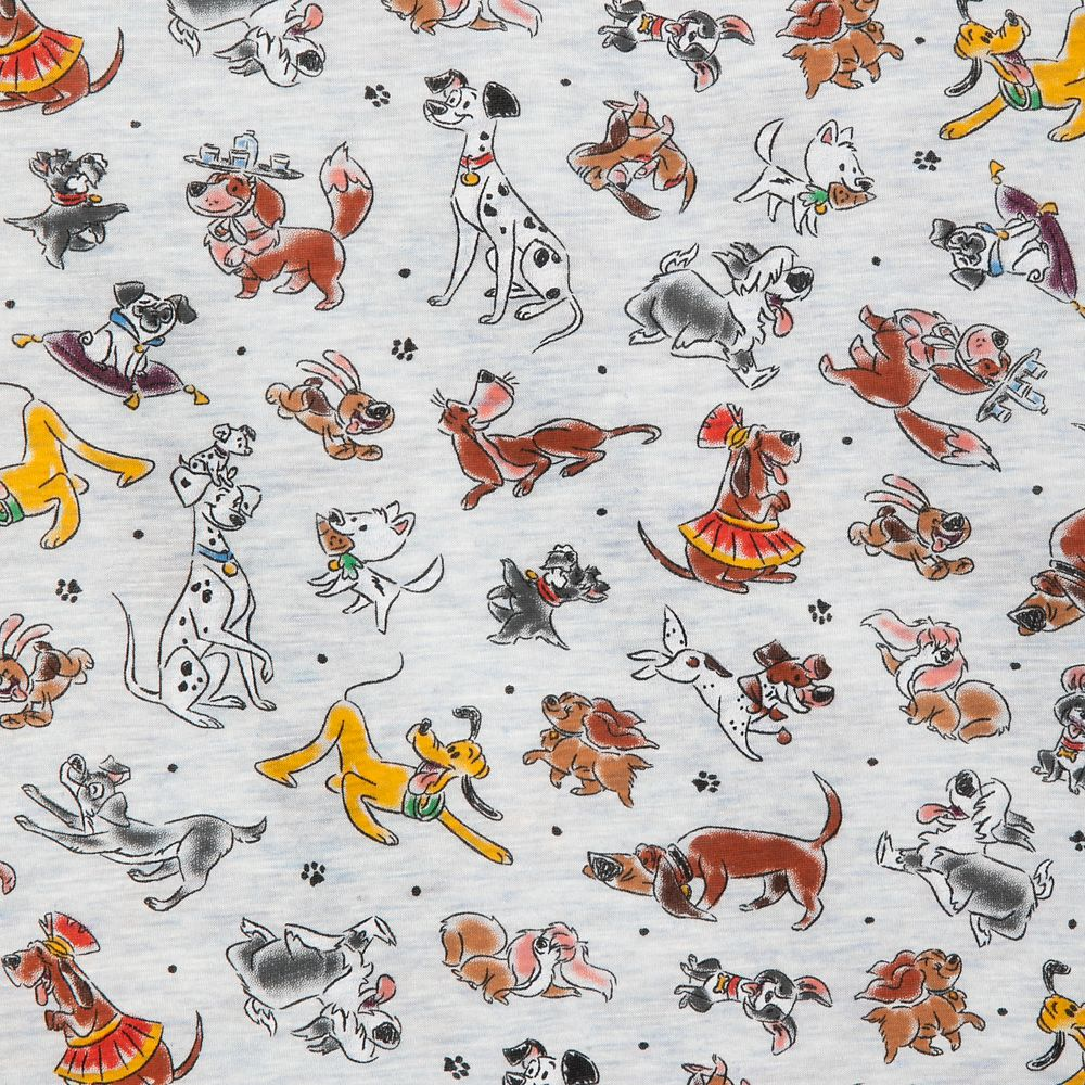 Disney Dogs T-Shirt for Women