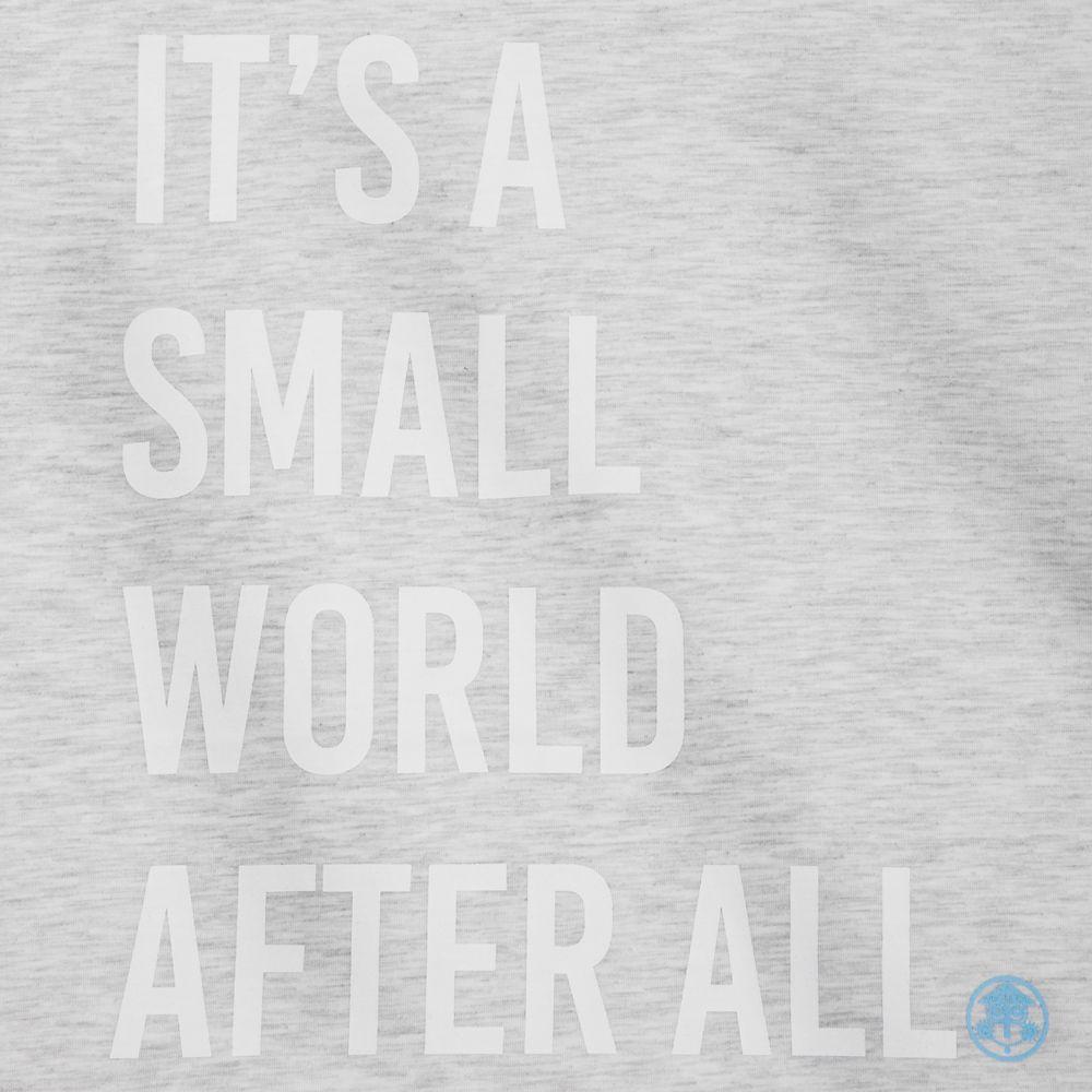 Disney it's a small world T-Shirt for Women