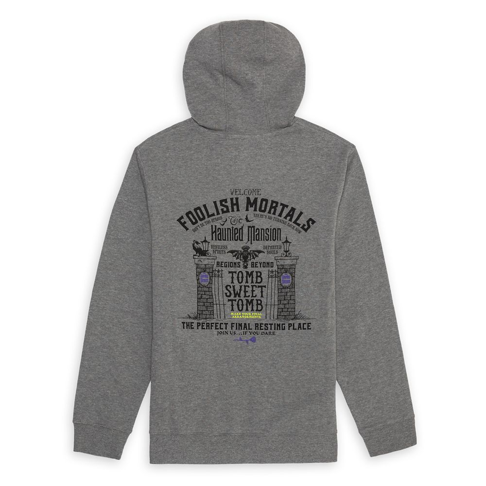 The Haunted Mansion Pullover Hoodie for Adults