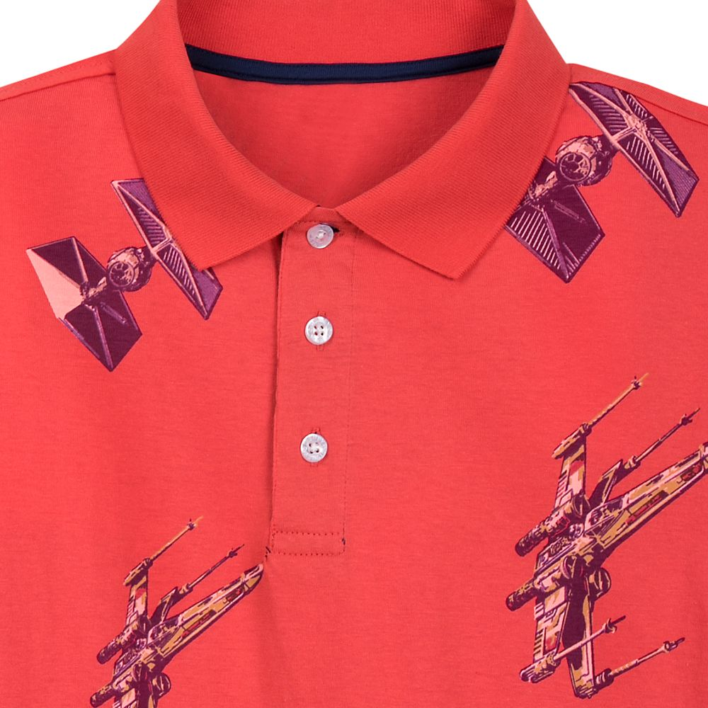 Star Wars Polo Shirt for Men – Slim Fit