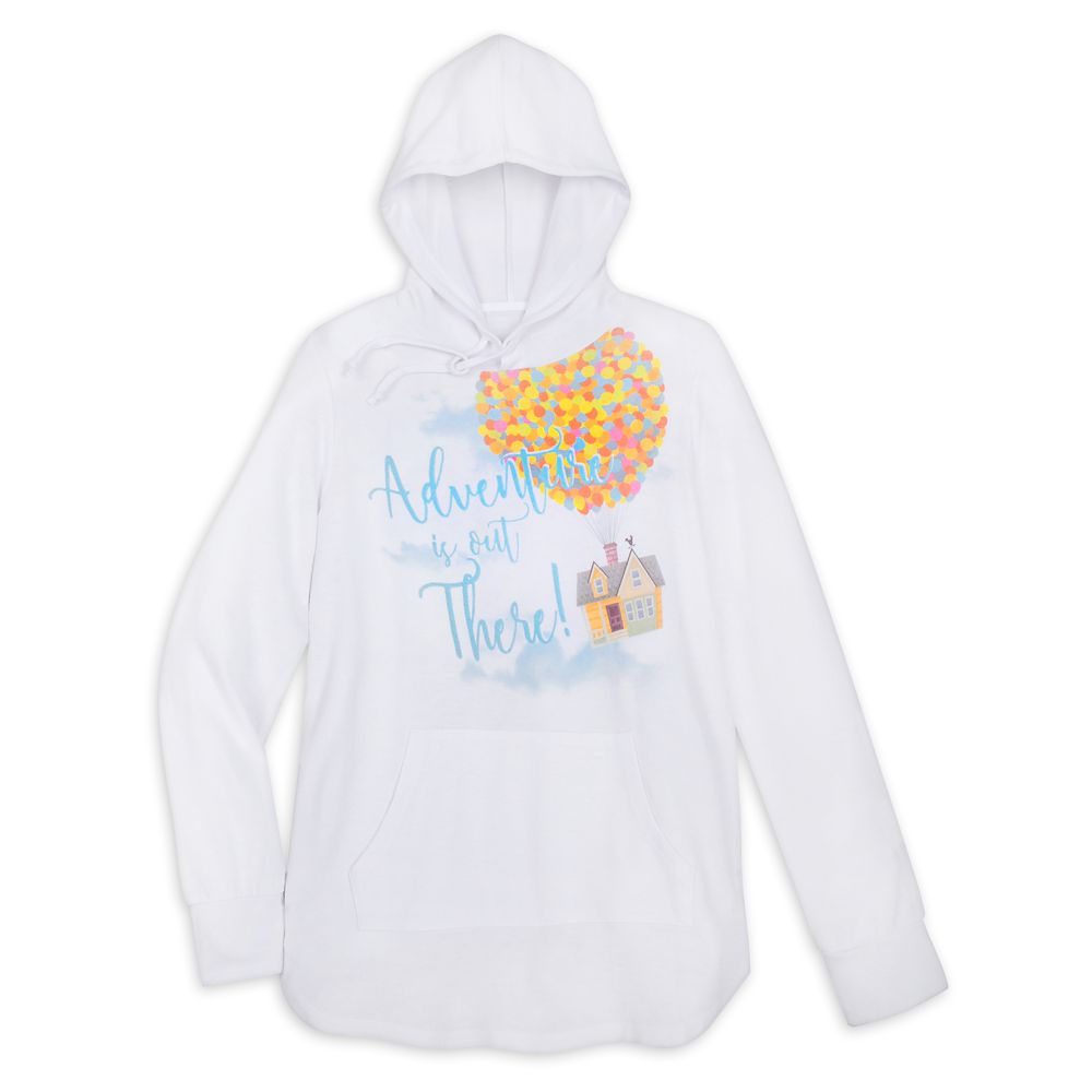 Up House Pullover Hoodie Top for Women