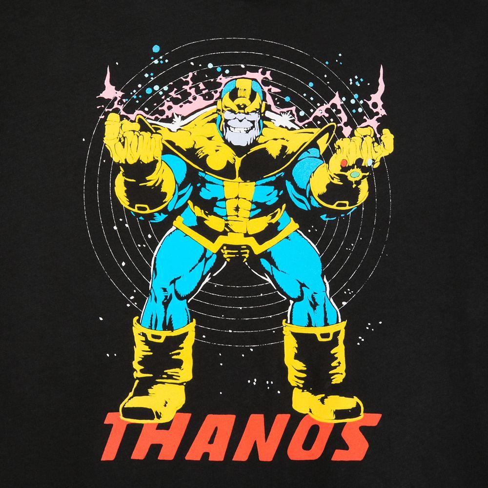 Thanos Comic Book Art T-Shirt for Men