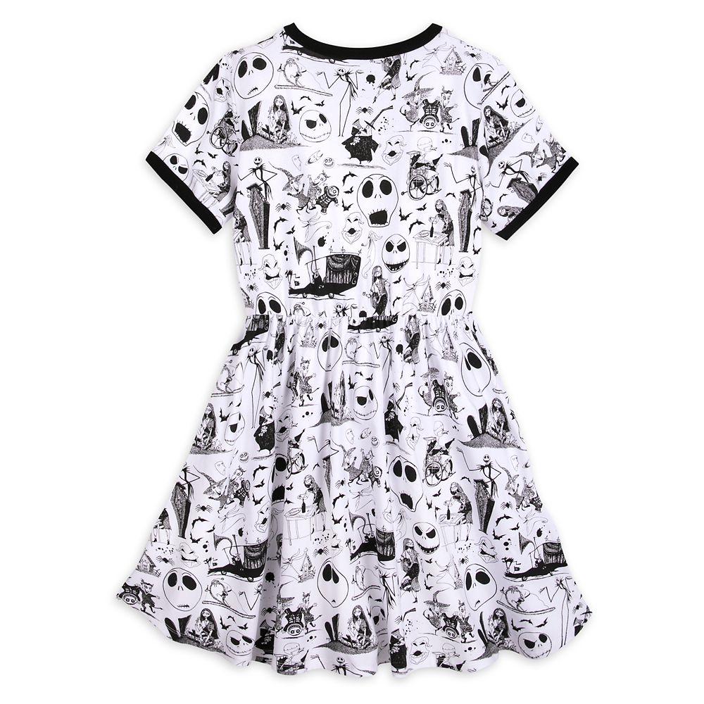 The Nightmare Before Christmas Dress for Women by Her Universe