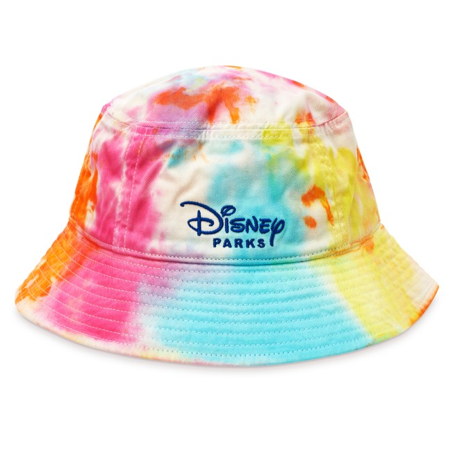 Mickey Mouse Tie-Dye Bucket Hat for Adults – Disney Parks
