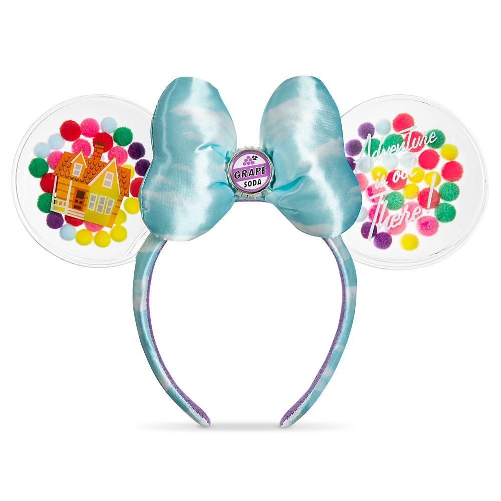 Minnie Mouse Ear Headband – Up