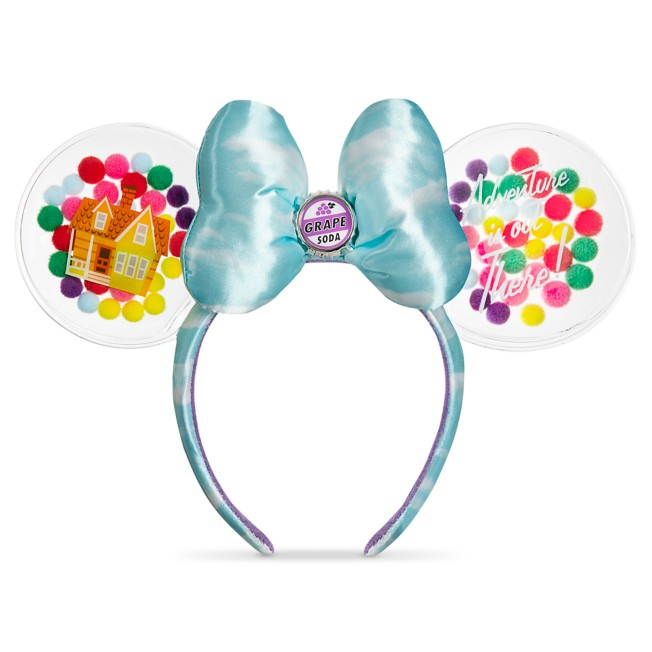 Minnie Mouse Ear Headband – Up