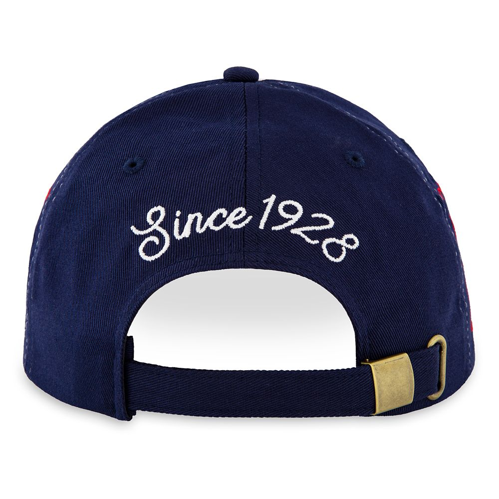 Mickey Mouse Americana Baseball Cap for Adults