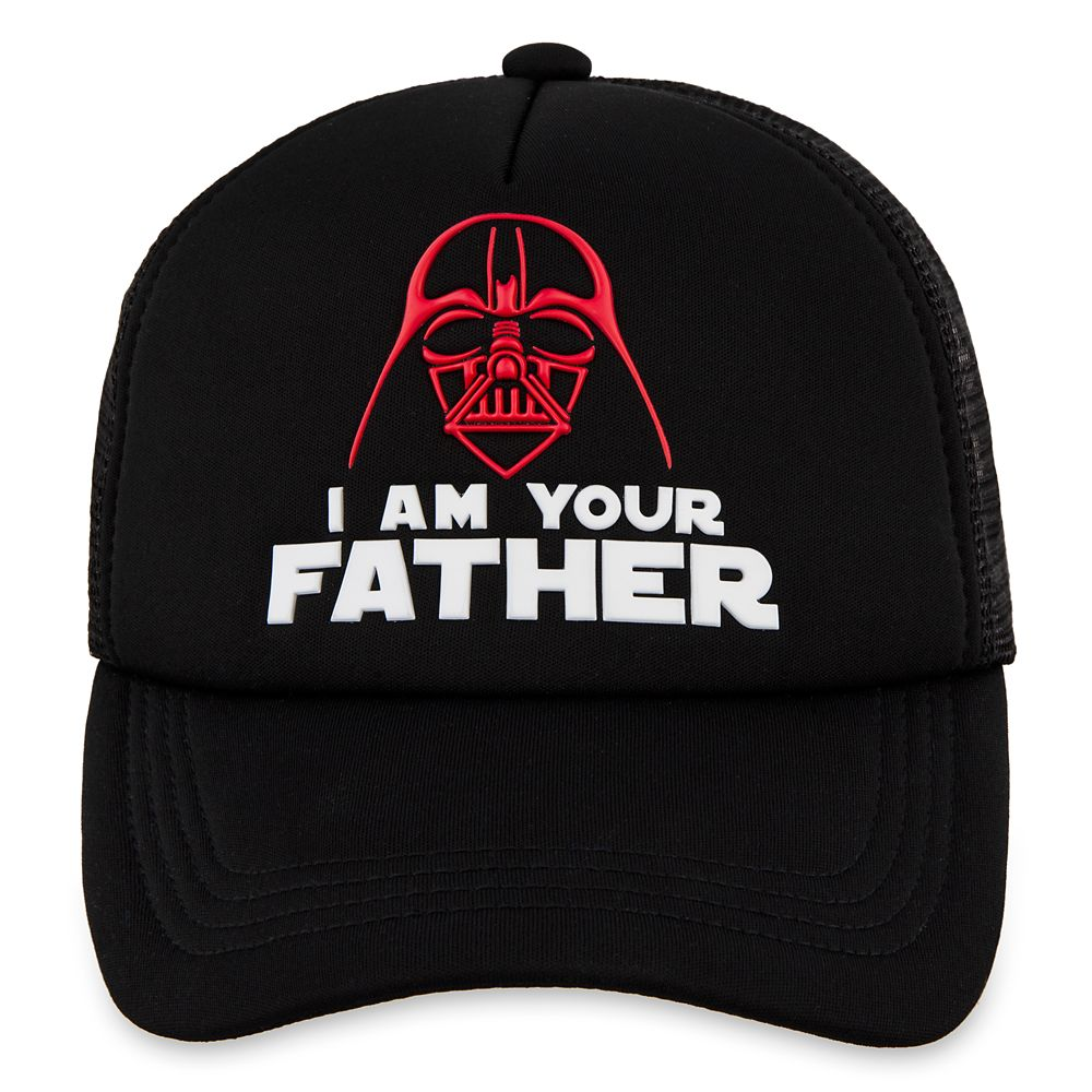 Darth Vader Baseball Cap for Adults – Star Wars