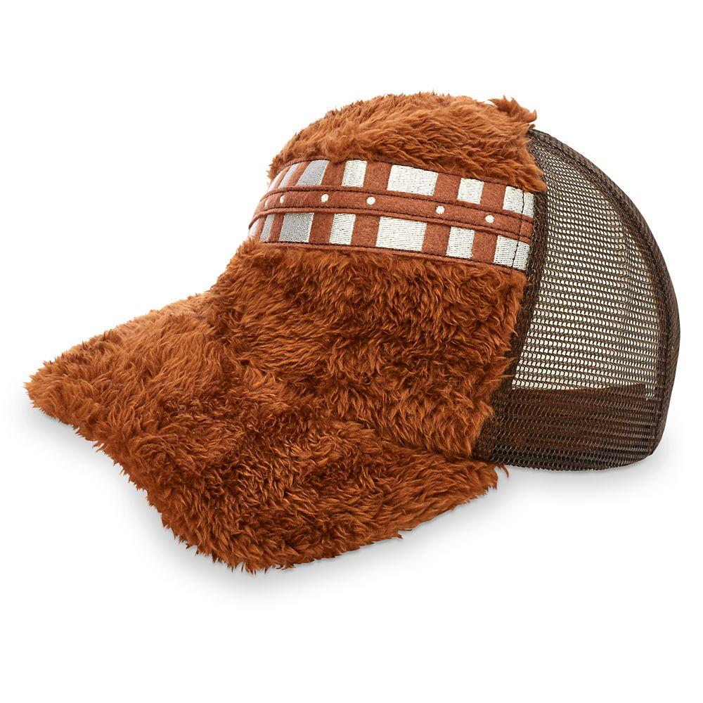 Chewbacca Baseball Cap for Adults – Star Wars