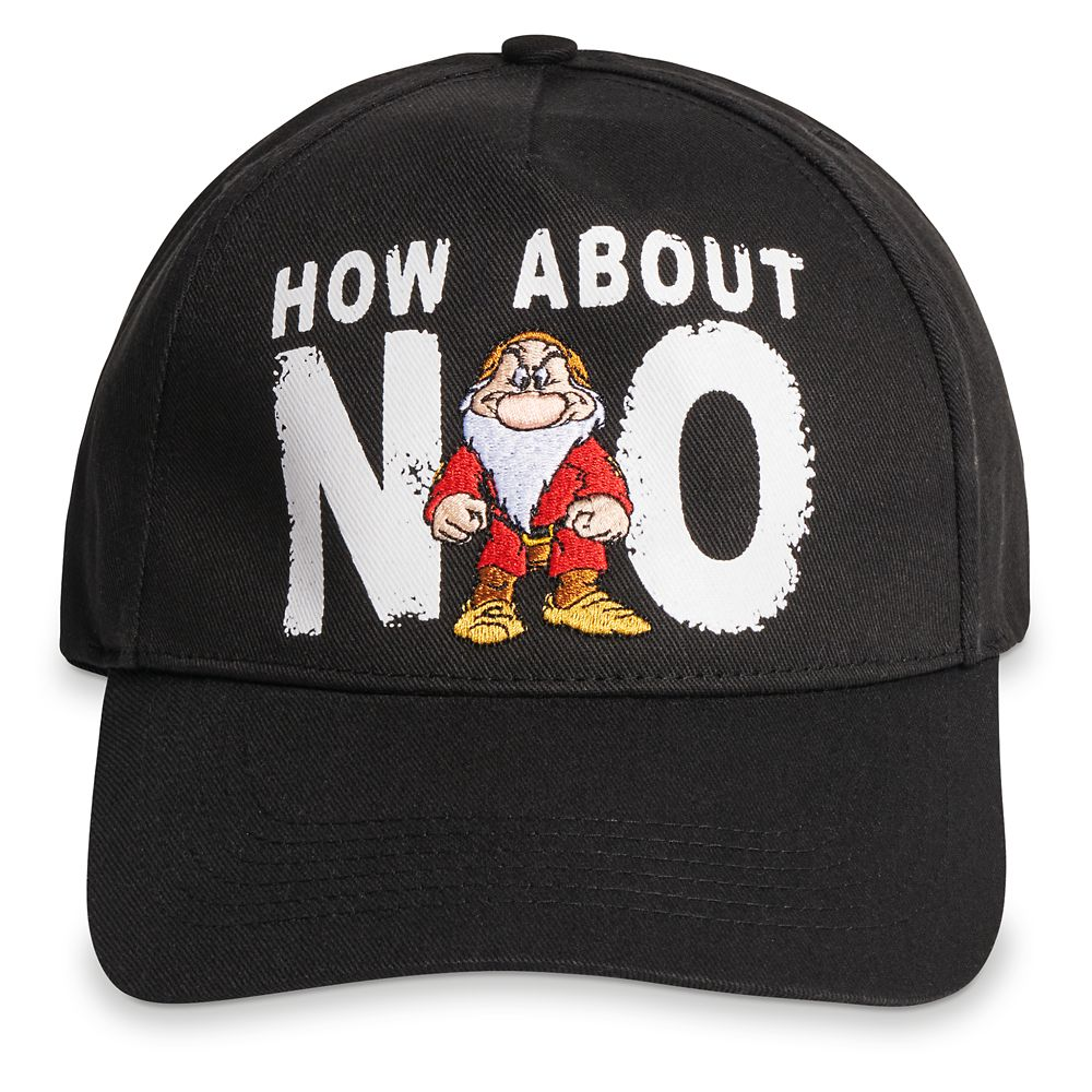 Grumpy Baseball Cap for Adults