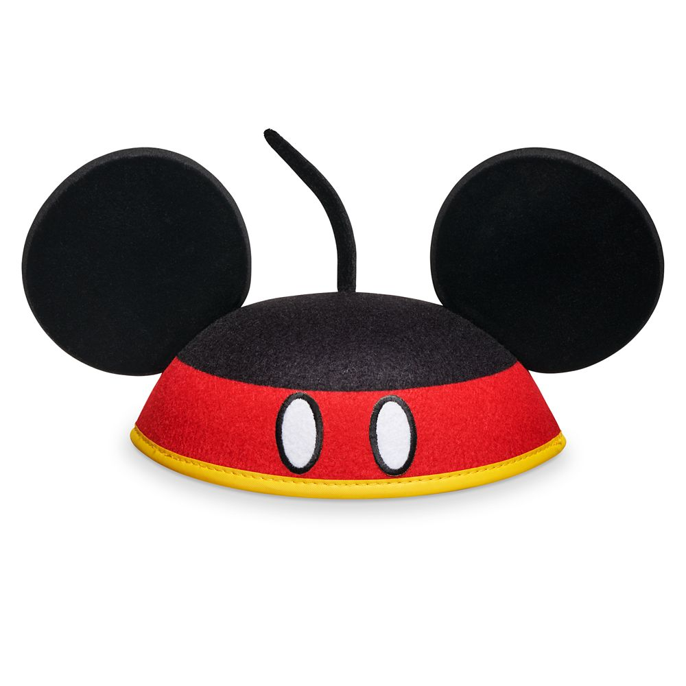 I Am Mickey Mouse Ear Hat for Adults