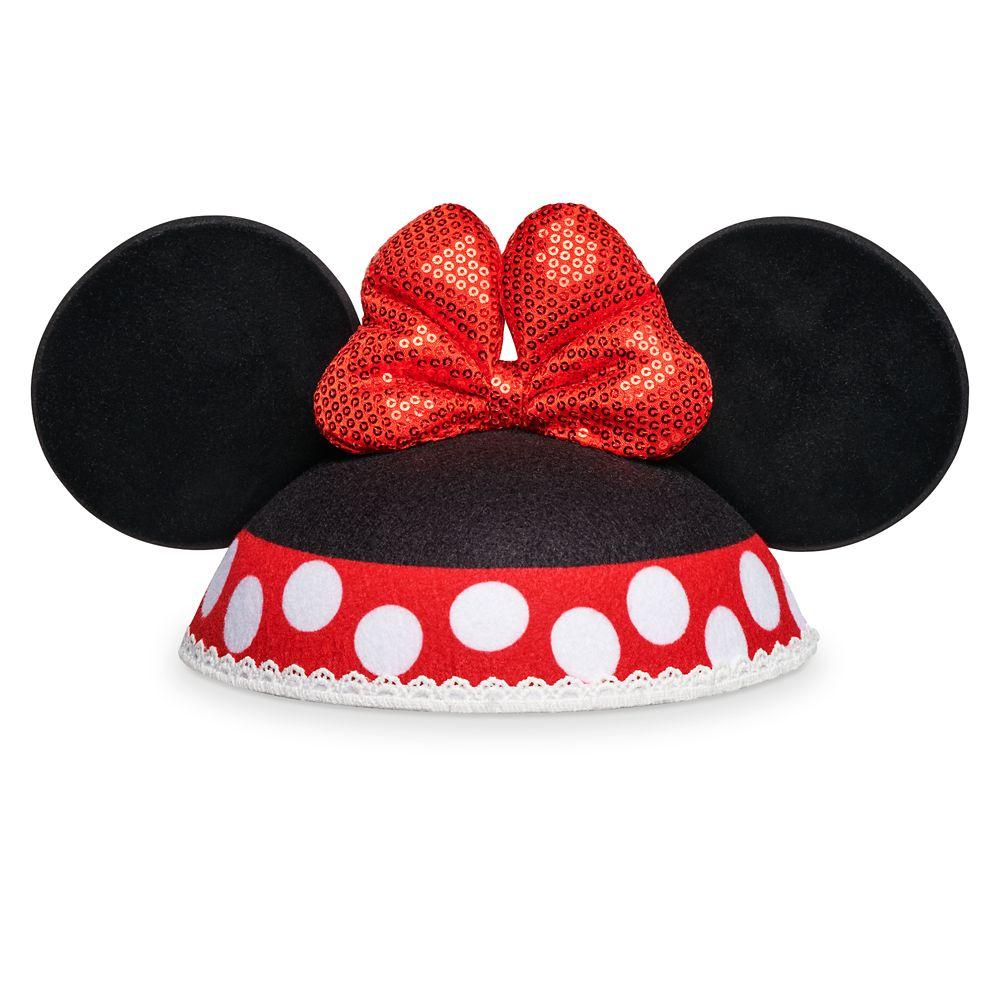 I Am Minnie Mouse Ear Hat for Adults