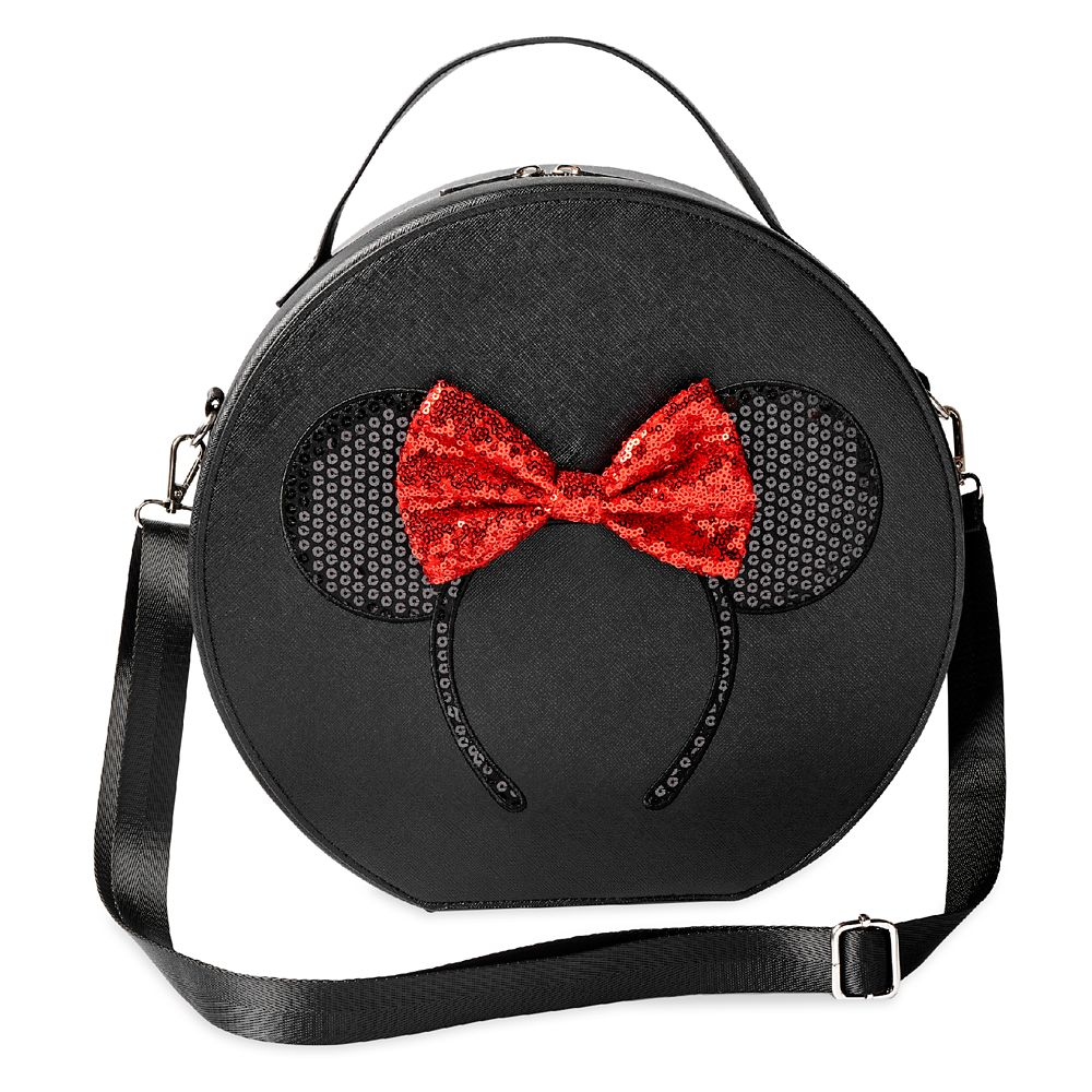 Minnie Mouse Headband Loungefly Carry Case