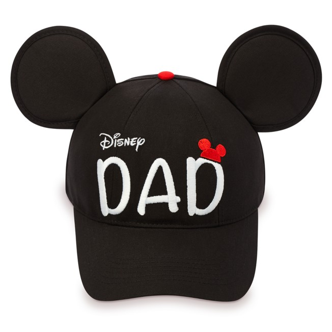 Disney Dad Ear Hat Baseball Cap for Men