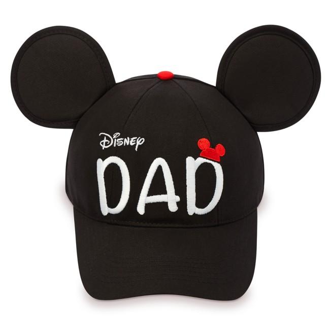 Disney Dad Ear Hat Baseball Cap for Men