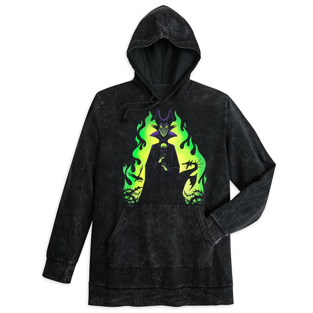 Maleficent Pullover Hoodie for Adults – Sleeping Beauty