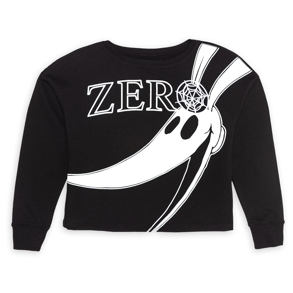 Zero Pullover Sweatshirt for Women – The Nightmare Before Christmas