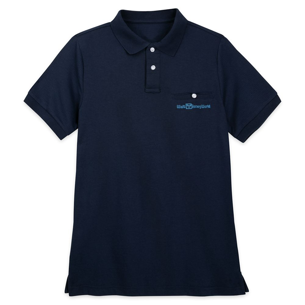 Walt Disney World Polo Shirt for Men – Navy