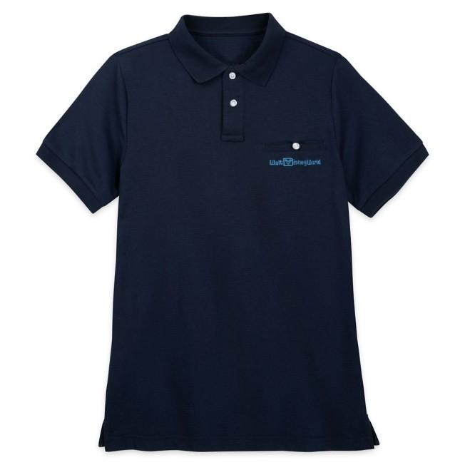 Walt Disney World Polo Shirt for Men – Navy