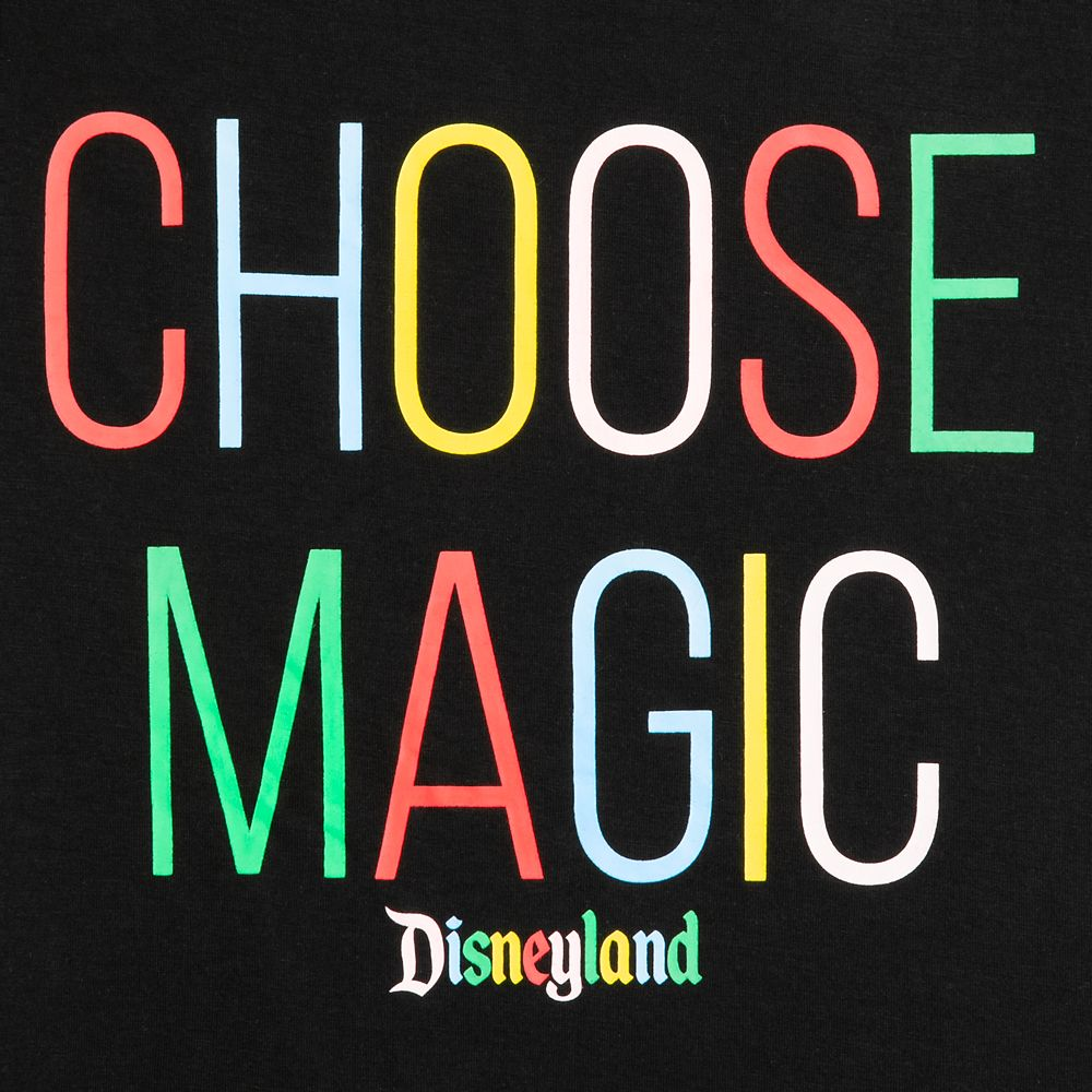 Choose Magic T-Shirt for Women – Disneyland