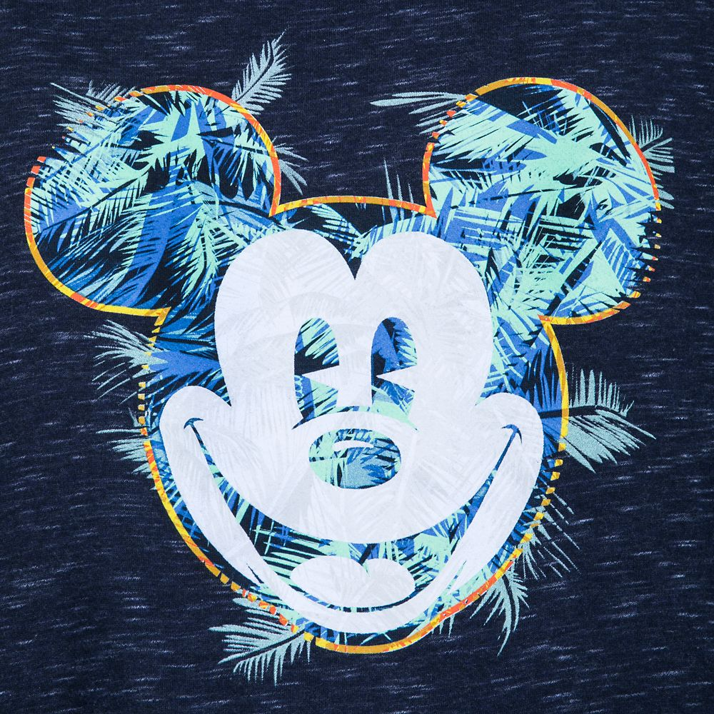 Mickey Mouse Tropical Zip Hoodie for Adults – Walt Disney World