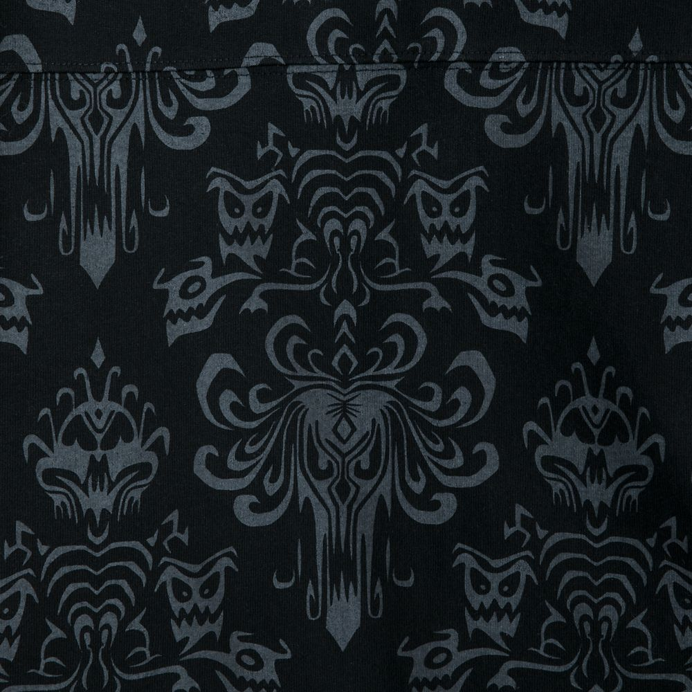 The Haunted Mansion Wallpaper Spirit Jersey for Adults – Walt Disney World