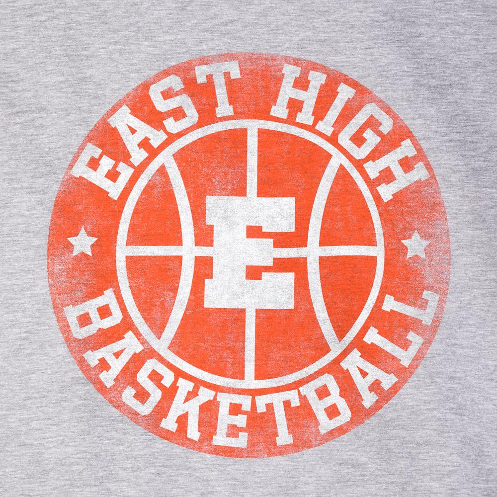High School Musical ''East High Basketball'' T-Shirt for Men