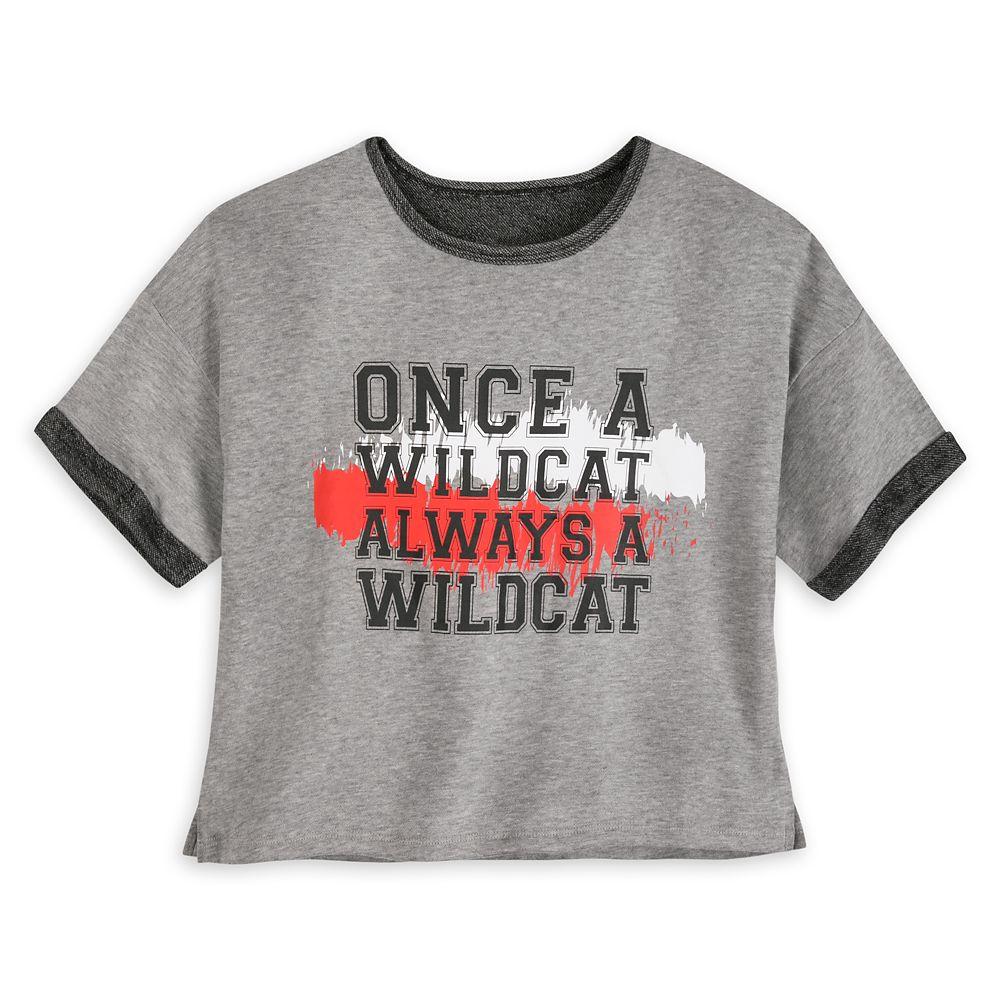 High School Musical Ringer T-Shirt for Women
