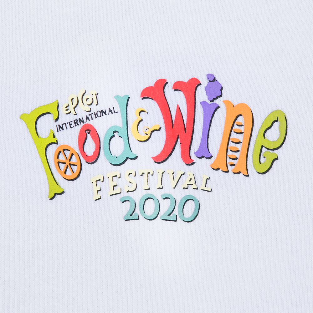 Figment Long Sleeve Pullover for Adults – Epcot International Food & Wine Festival 2020