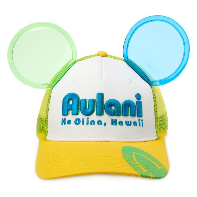 Aulani, A Disney Resort & Spa Ear Hat Baseball Cap for Adults