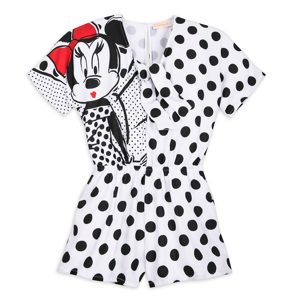 Minnie Mouse Disneyland Paris Jumper Shorts for Women