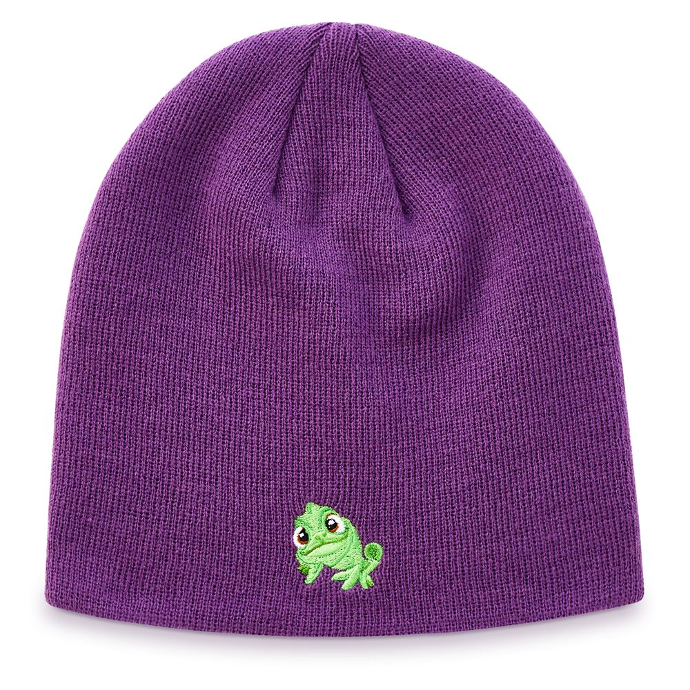shopdisney.com - Pascal Knit Beanie for Adults  Tangled Official shopDisney 19.99 USD