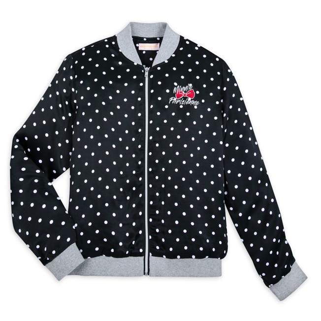 Minnie Mouse Disneyland Paris Zip Jacket for Women