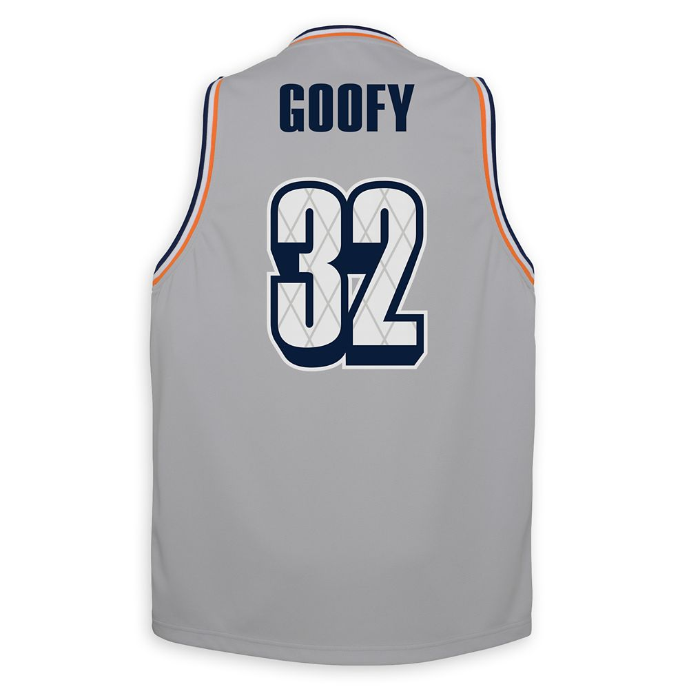 Goofy Hoopers Basketball Jersey for Adults – NBA Experience