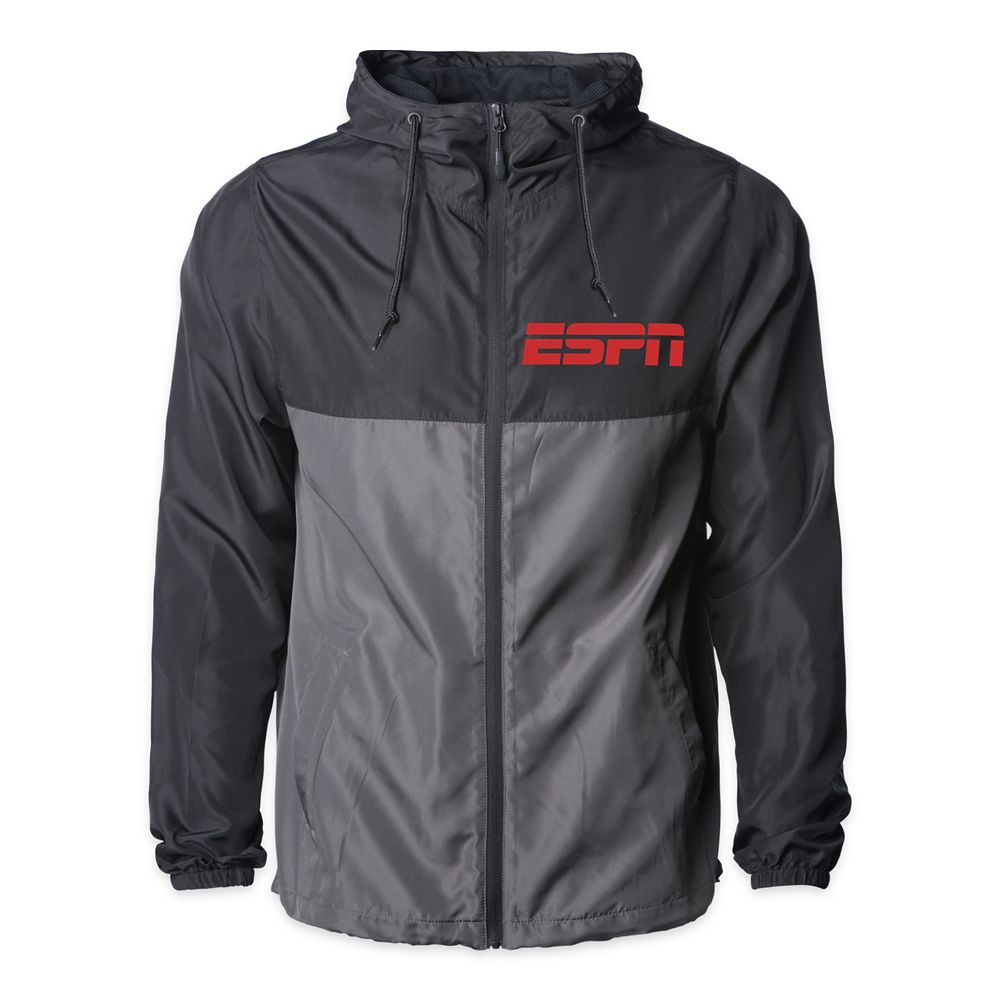 ESPN Hooded Jacket for Men