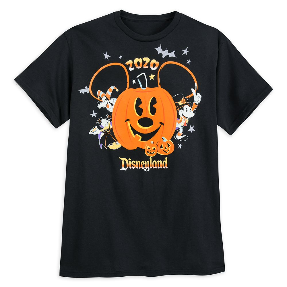 Mickey Mouse and Friends Halloween 2020 T-Shirt for Adults – Disneyland