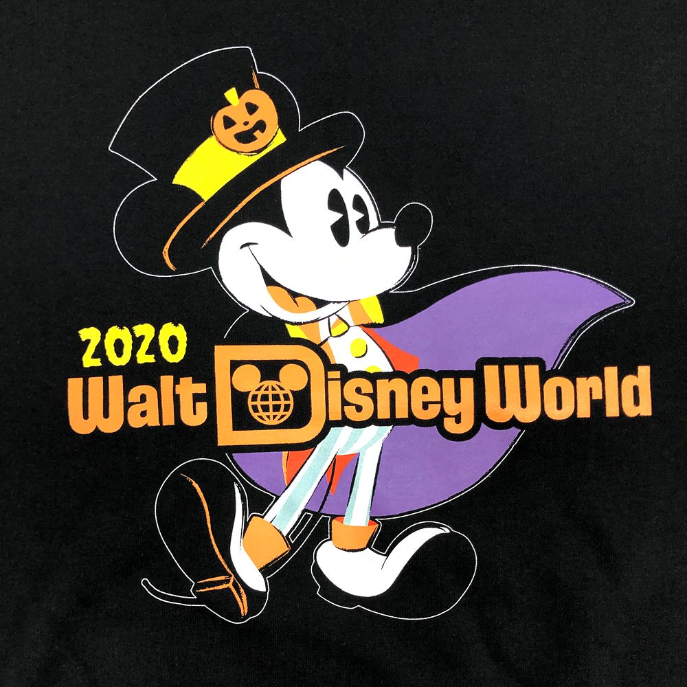 Halloween In Disney 2020 Mickey Mouse Halloween 2020 Sweatshirt for Adults – Walt Disney