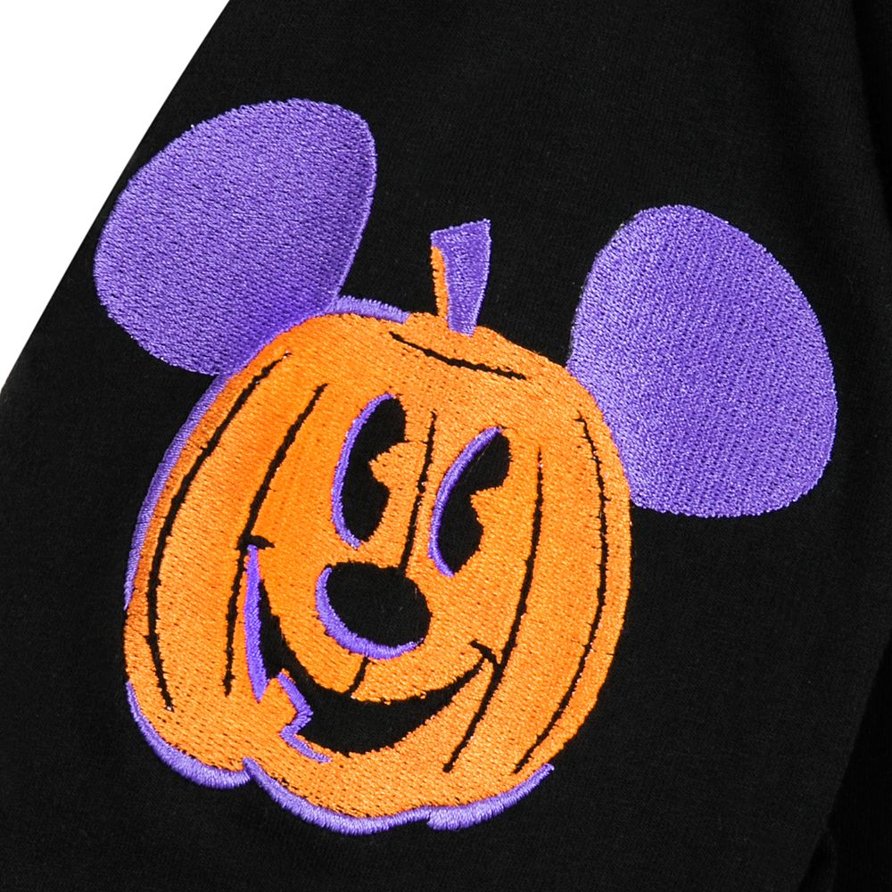 Mickey Mouse Halloween Pullover Top for Women – Disneyland