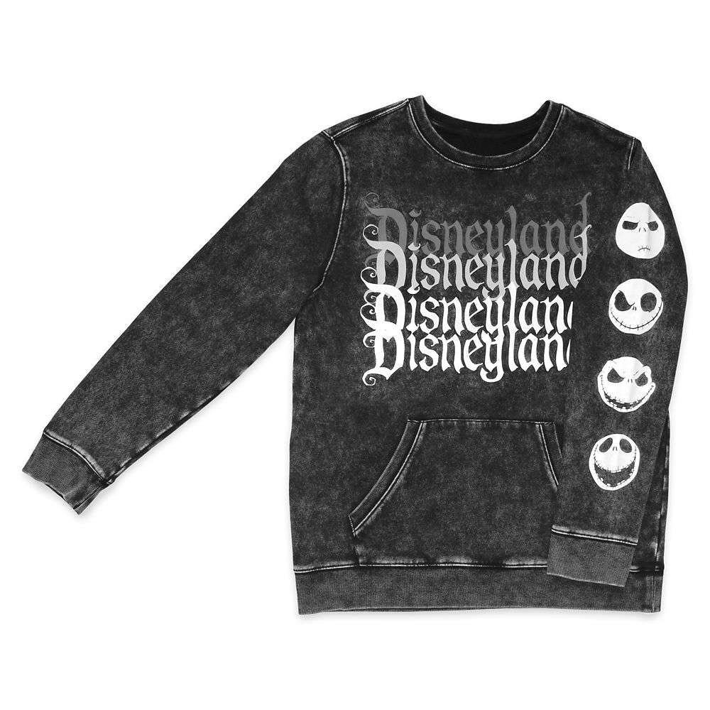Jack Skellington Sweatshirt for Adults – Disneyland