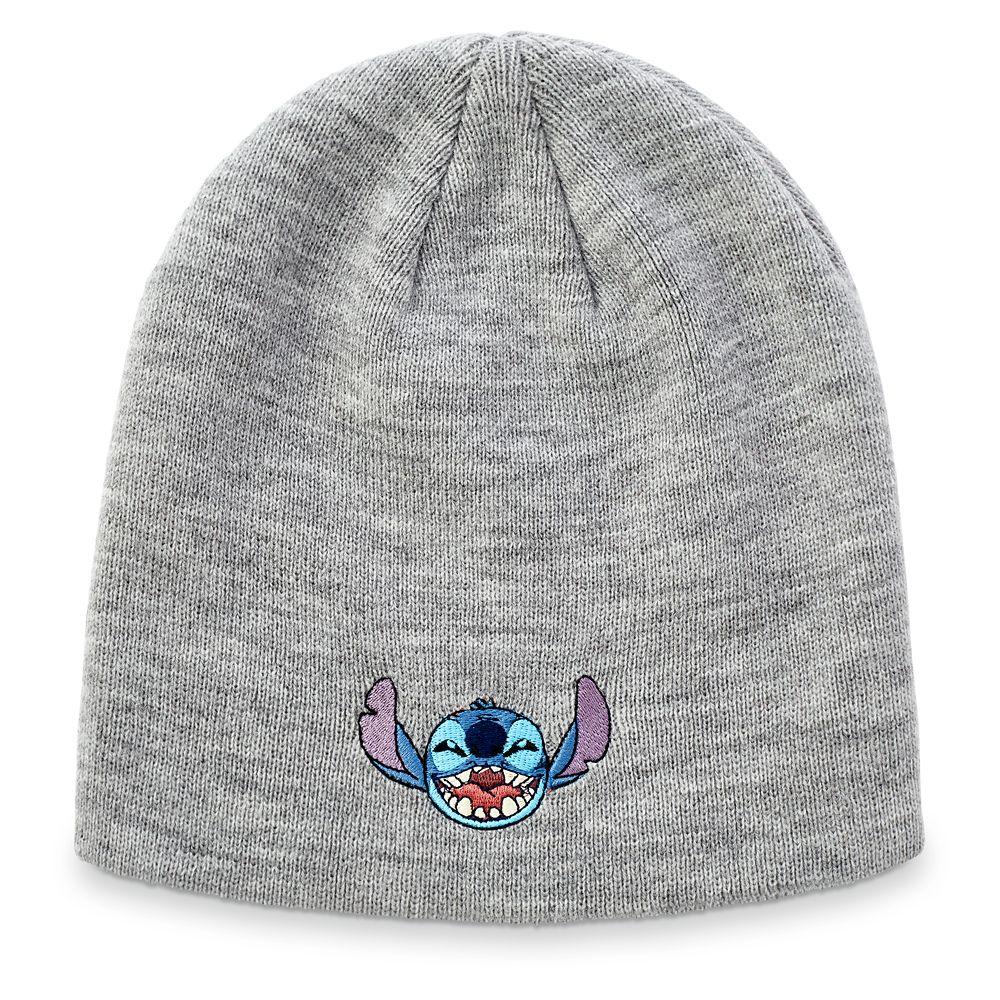 shopdisney.com - Stitch Knit Beanie for Adults  Lilo & Stitch Official shopDisney 19.99 USD