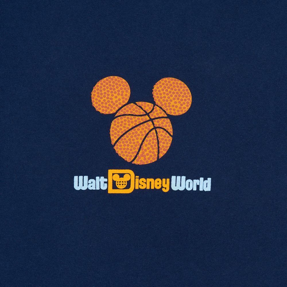 Mickey Mouse Basketball ''Make History'' Spirit Jersey for Adults