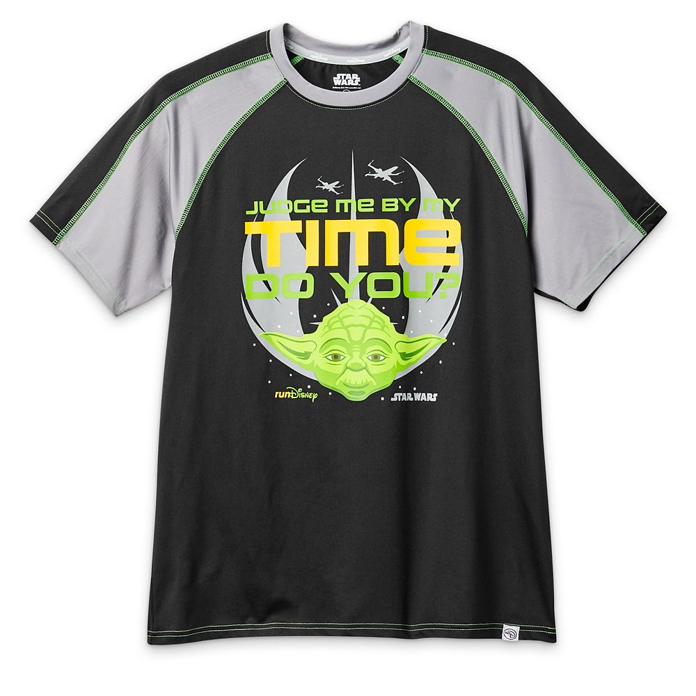 Yoda runDisney Performance T-Shirt for Men – Star Wars