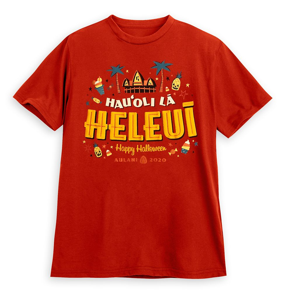 Aulani, A Disney Resort & Spa Halloween T-Shirt for Adults